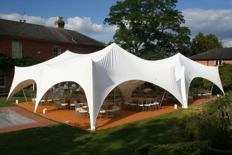 Marquee Hire in Worcestershire: West Country Marquees